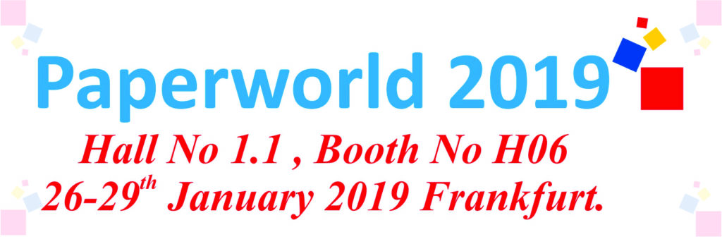 FRANKFURT PAPERWORLD 2019(JAN)