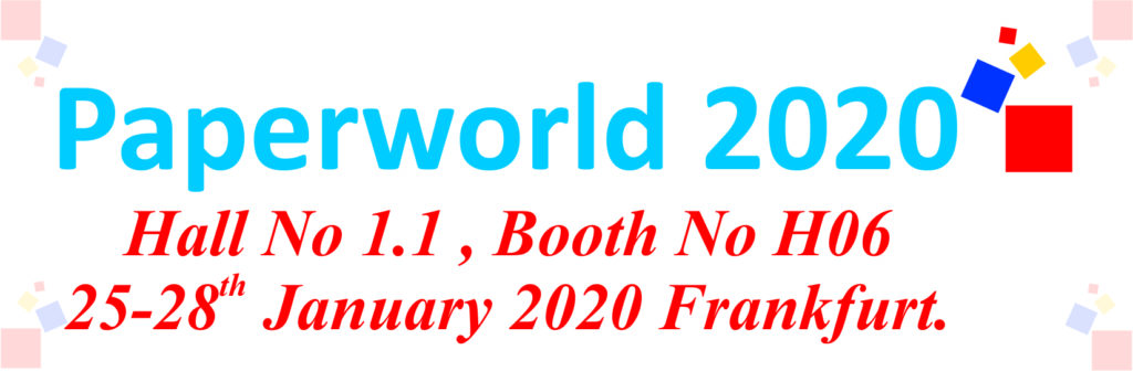 FRANKFURT PAPER-WORLD 2020-JAN